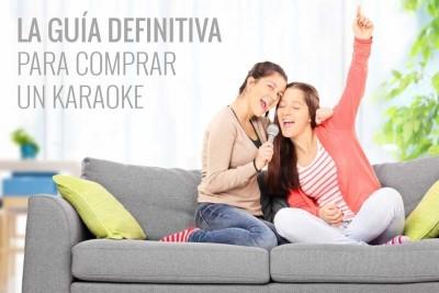 ¿Pensando en Comprar un Karaoke? ¡Lea primero nuestra guía!