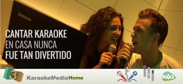 Programa de Karaoke para Cantar en Casa