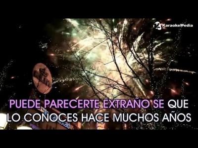 Merche – Dos Amigos (Karaoke)