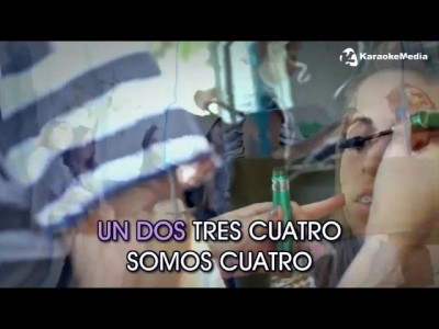 Infantil – Los Trotamusicos (Karaoke)