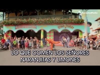 Infantil – Al Corro De La Patata (Karaoke)
