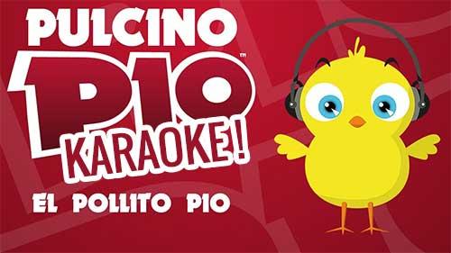 infantil el pollito pio karaoke