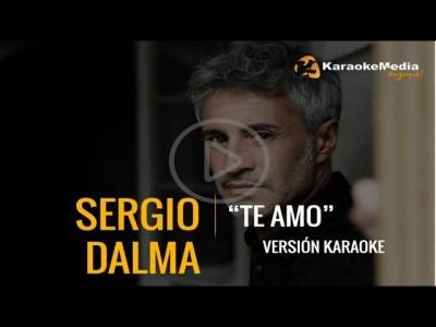 Sergio Dalma – Te Amo