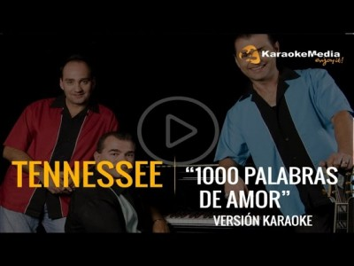 Tennessee – 1000 Palabras De Amor