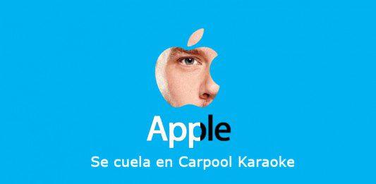 Apple en Carpool Karaoke