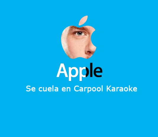 Apple en Carpool Karaoke