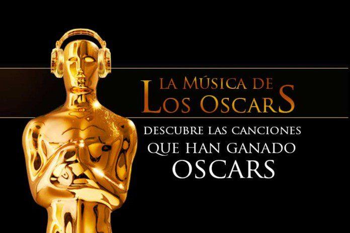 Canciones ganadoras de Oscars.