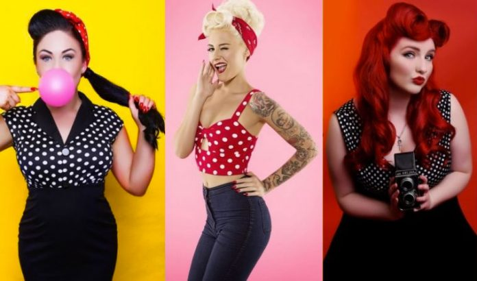 Ropa Pin Up Online
